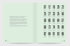 by David Carmona  layout, graphic design, typography, editorial, book, magazine, grid, editorial