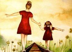 Mère et fille : un lien qui guérit, un lien qui blesse