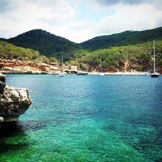 Cala Salada #Ibiza
