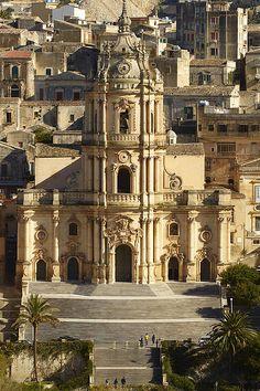Duomo di San Giorgio ~ Modica, Sicily, Italy