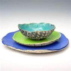 beach dinner ware