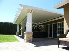 Alumawood Patio Cover Gallery - Alumawood Factory Direct Patio Covers