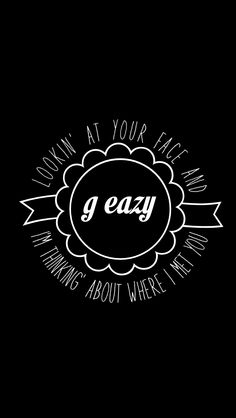 g eazy - remember you