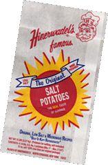 Hinerwadel's Salt Potatoes. Photo: HinerwadelsInc.com