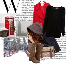 """Winter"" by bastoslaryssa ❤ liked on Polyvore"