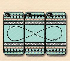 infinity Aztec Best Friends iPhone 5 Case iPhone 5 Case iPhone 5 Hard Plastic Case Personalized iPhone coverwater proof on Best Friend Cases, Bff Cases, Ipod 5 Cases, Friends Phone Case, Cool Iphone Cases, Cool Cases, Cute Phone Cases, Iphone Phone Cases, Best Friends