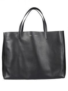 CELINE Celine Cabas Horizontal Shopper Bag. #celine #bags #hand bags #