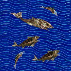 Arts and Crafts Tiles: William Morris, William De Morgan Tile, Victorian and Medieval Tiles Victorian Tiles, Victorian Art, Early American, American Art, William Morris Patterns, Bungalow Bathroom, Tile Steps, Chicago Museums, Feature Tiles