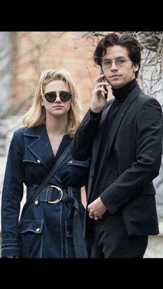 Cole and Lili in Paris (april 2018)