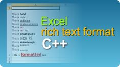 41 Best Excel Library | C++ Tutorials images in 2019