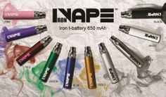 Iron Vape produces various products such as battery, E-Cigarettes, Hookah Pens, hookah accessories and also achieved fame in producing Blow Hookah, Vaporizer Hookah, E-liquid Hookah and hookah sticks in variety of flavours