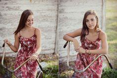 {Salina Senior Photography} Calloway | #SeniorPortraits #SalinaKS #VintageSenior #VintageSeniorPortraits