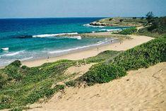 Praia de Tofo, Moçambique