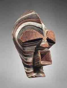 Masque Songyé kifwébé Songye mask kifwebe