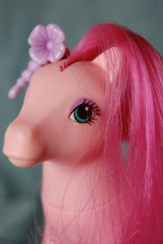 My Little Pony Sweetheart Sister Dainty Toys Vintage Retro