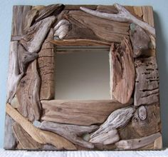 Driftwood Mirror, Branching Out