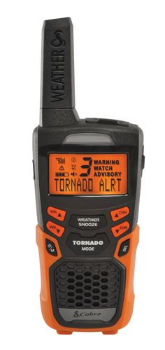 Cobra Electronics Walkie Talkies Cobra CWR200 - Emergency & Weather Alert Radio