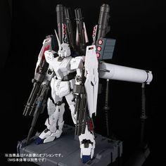 P-Bandai FA expansion unit for PG 1/60 RX-0 Unicorn Gundam: Official Promo Posters, Images, Info Release http://www.gunjap.net/site/?p=219027