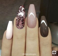 Ballerina Nail Art Tips Transparent/Natural False Coffin Nails Art Tips Flat Shape Full Cover Manicure Fake Nail Tips The post Ballerina Nail Art Tips Transparent/Natural False Coffin Nails Art Ti appeared first on Nageldesign. Winter Nails, Spring Nails, Summer Nails, Trendy Nails, Cute Nails, Fancy Nails, Acrylic Nail Designs, Nail Art Designs, Nails Design