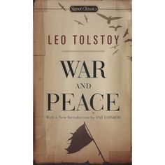 "Tolstoy's ""War and Peace."""