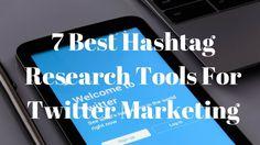 Hashtags play a major role in twitter marketing. To reach target audience we use hashtags in tweets. #hashtag1 #research #marketingdigital #twitter