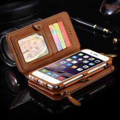 Detachable Wallet Phone Case