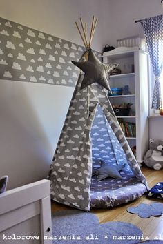 jak zrobić namiot tipi dla dziecka - Szukaj w Google Hanging Chair, Toddler Bed, Google, Furniture, Home Decor, Child Bed, Decoration Home, Hanging Chair Stand, Room Decor