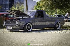 Daily caddy Vw Rabbit Pickup, Vw Pickup, Mk1 Caddy, Vw Group, Volkswagen Caddy, Rabbits, Cars Motorcycles, Golf, Vehicles