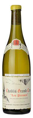 Domaine Vincent Dauvissat, Chablis, Les Preuses Grand Cru - 95 points - Decanter