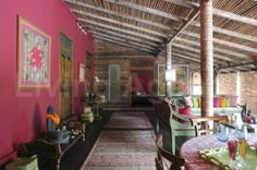 Méchant Design: tuesday dream: colorful house in Bali