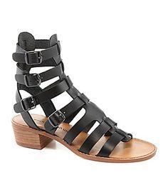 Chinese Laundry Take Down Gladiator Sandals #Dillards