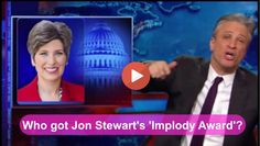 Jon Stewart justifiably ridicules the GOP responses to the State of the Union Address. Americans deserve a serious debate. Shallow platitudes won't do.