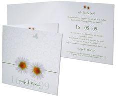 Einladungen+Hochzeit+-+Hauch-Zart Place Cards, Place Card Holders, Modern Typography, Romantic Wedding Invitations, Invites Wedding, Card Wedding, Getting Married, Celebration, Flowers