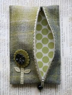 tutorials on how to make bags, purses, etc