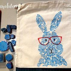 Bunny bag #bymamalaterre