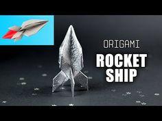 How To Make Origami Rocket One Origami Rocket Spaceship Toy Decoration. How To Make Origami Rocket Simple Paper Rocket Rocket Origami Rocket Toilet Paper Roll Craft How To Make Paper Rocket Ship. How To Make Origami Rocket How To Make… Continue Reading → How To Make Origami, Origami Easy, Origami Aeroplane, Origami Tools, Origami Rocket, Origami Paper Size, Paper Rockets, Rockets For Kids, Origami Design