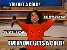 Flu season!! Get your shots people!!!