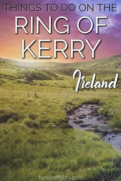 Things to do on the Ring of Kerry. Ring of Kerry, The Ring of Kerry Ireland, ring of Kerry itinerary Ireland Travel Guide, Europe Travel Tips, Travel Guides, Travel Destinations, Travel Uk, Budget Travel, European Destination, European Travel, Ireland Food