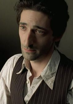 "Adrien Brody in ""The Pianist"" (2002)"