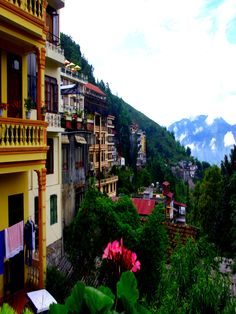 Sapa Village - spend one morning here before you trek the valley. Very cool experience.