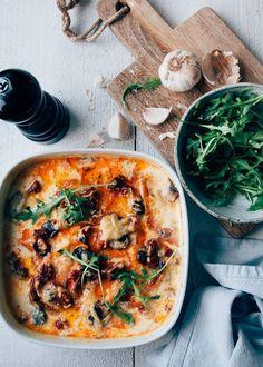 I Love Food, A Food, Good Food, Yummy Food, Good Healthy Recipes, Vegetarian Recipes, Cooking Recipes, Chorizo, Happy Foods