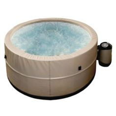 Radiant Grand Oasis 5-Person Portable Spa