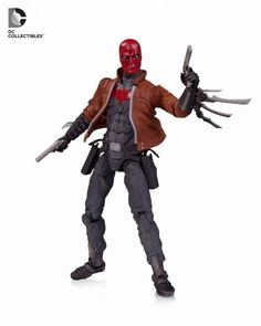 batman red hood new 52 action figure jason todd