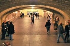 the whispering gallery at grand central terminal
