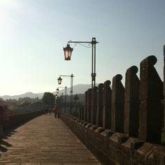 Ponte de Lima bridge, Portugal