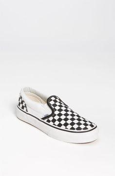 Vans Checkered Crib Shoes