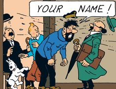 Les Aventures de Tintin - Cuthbert Calculus The absurdly deaf, absent-minded inventor of genius.