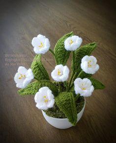 Ancora un modello di fiore, molto carino e facile da realizzare.