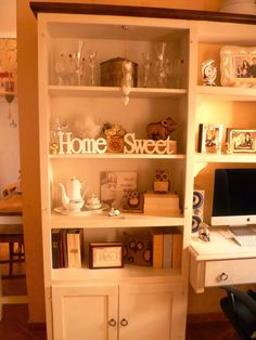 La mia libreria Shabby