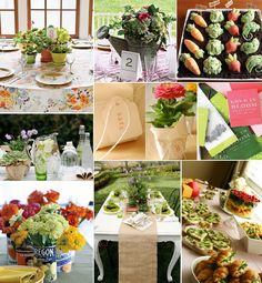 Events by Sarah Elizabeth - Wedding & Event Planner: Greater Philadelphia area and Wilmington, DE - Blog - Garden Themed Bridal Shower